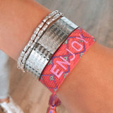 Bracelet Enjoy Life Love Ibiza