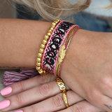 Bracelet golden love_