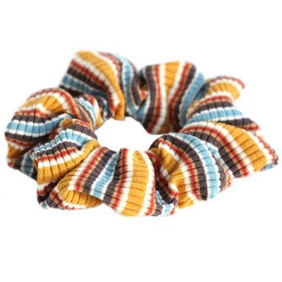 Chouchou jersey stripe