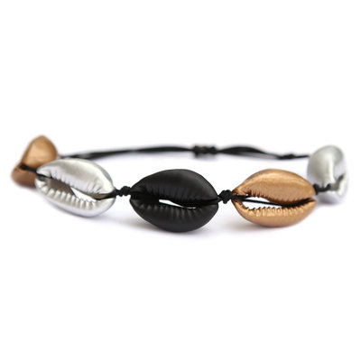 Bracelet coquillage Chrome