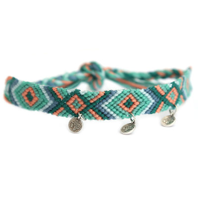 Anklet coton Isola