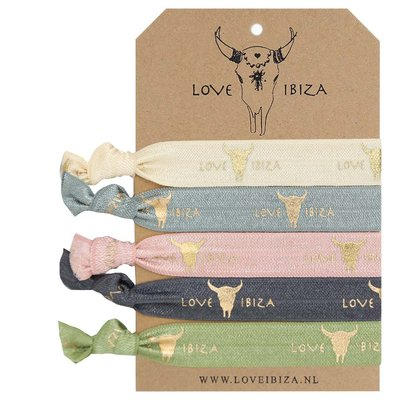 Love Ibiza Originals Pastel
