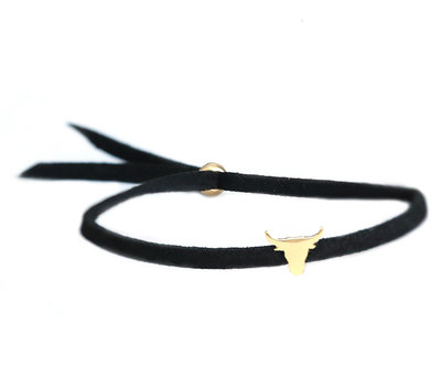 Bracelet Buffalo or noir
