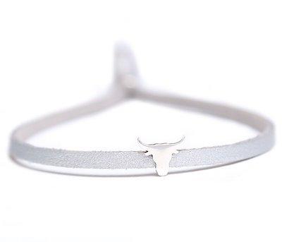 Bracelet Buffalo argent