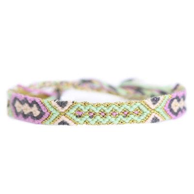 Bracelet coton Amante