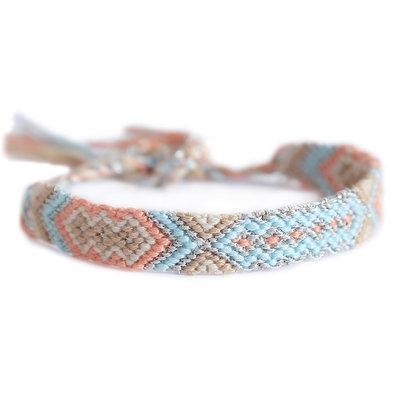 Bracelet coton Atzaro