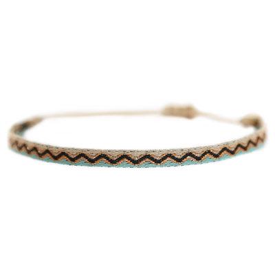 Bracelet Aztec wave