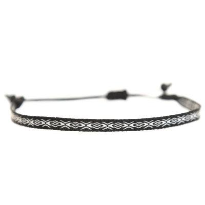 Bracelet Aztec black