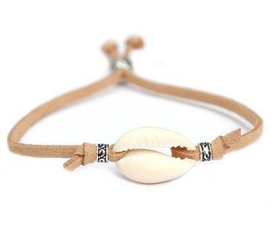 Bracelet coquillage plage naturel