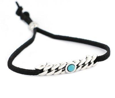 Bracelet noir Boho
