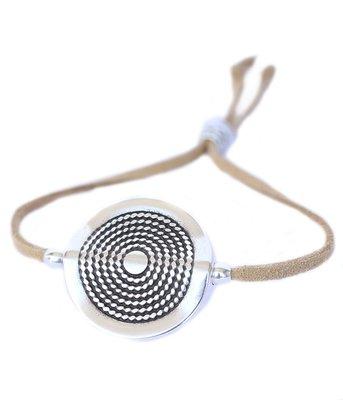 Bracelet Mandala naturel