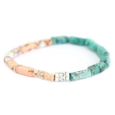 Beachlife bracelet duo