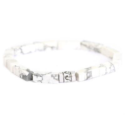 Beachlife bracelet blanc