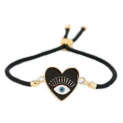 Bracelet I see you noir