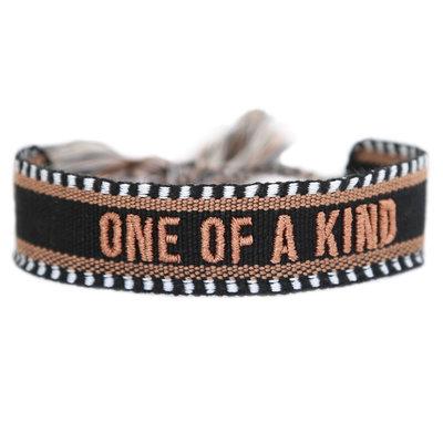 Bracelet tissé One of a kind