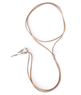 Collier de plage Bondi naturel