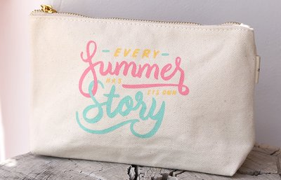 Trousse de maquillage Summer