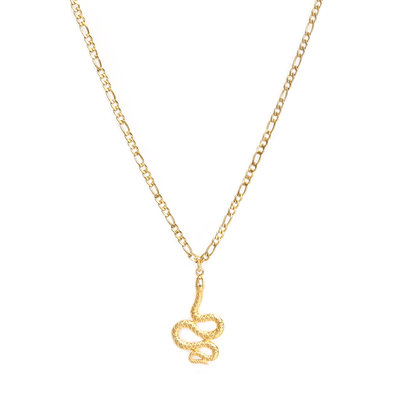 Collier snake gold