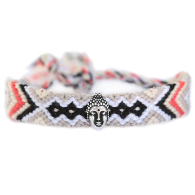 Bracelet cotton no. 4