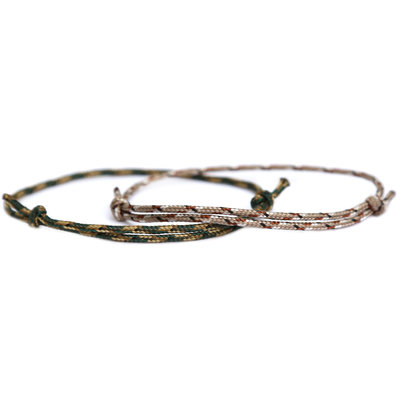 Bracelet set surf culture army