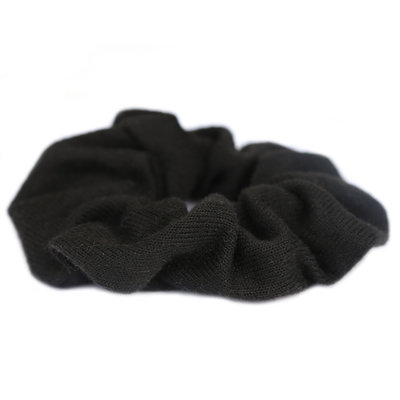 Chouchou knitted noir