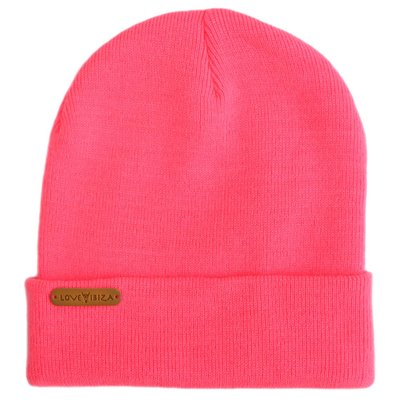 Bonnet hot pink