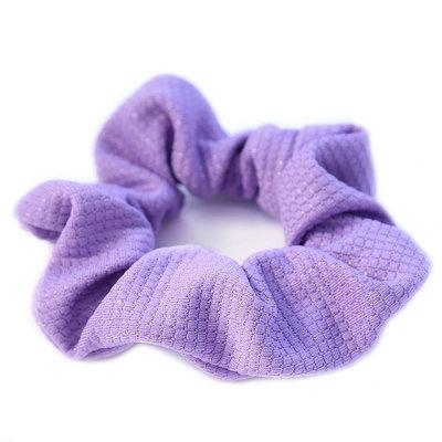 Chouchou jersey purple