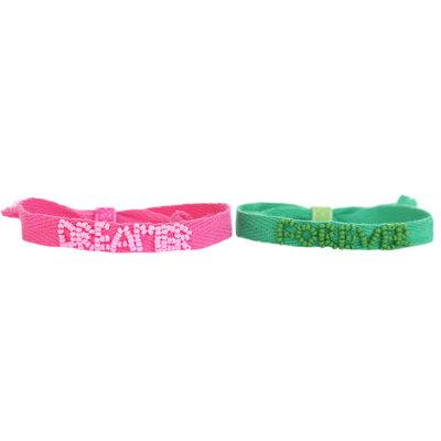 Forever dreamer lot de 2 bracelets