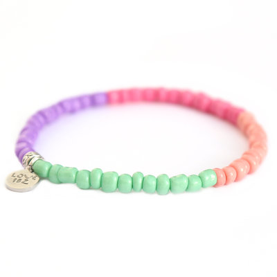Inca pastel bracelet