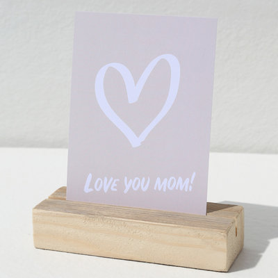 Card - Love you mom
