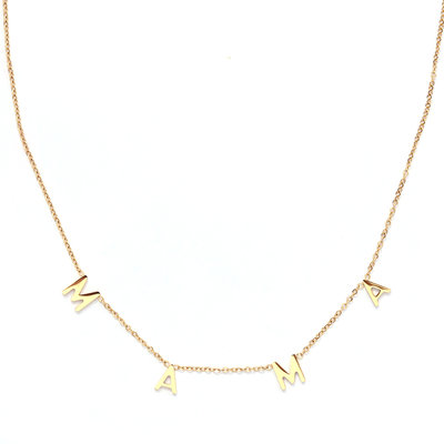 Collier MAMA or
