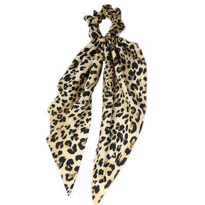 Chouchou écharpe light leopard