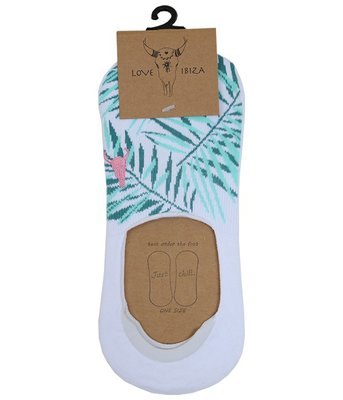 Chaussettes sneaker palm