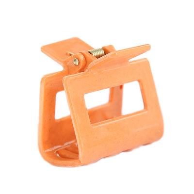 Barette à cheveux bright orange