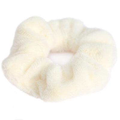 Chouchou teddy creme
