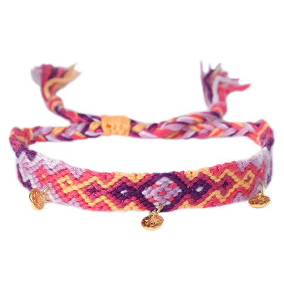 Anklet coton Pacha