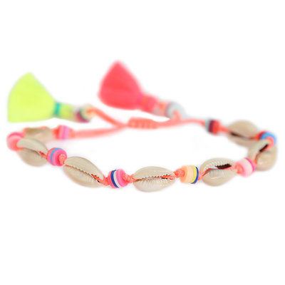Anklet tropic shell