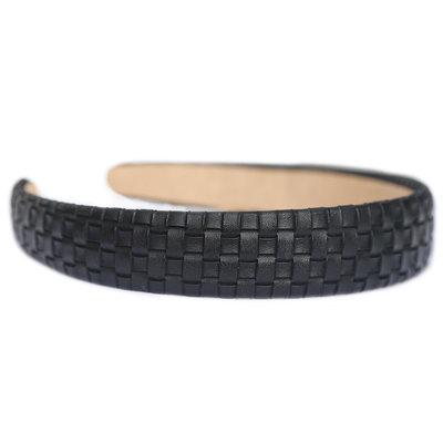 Haarband braided noir