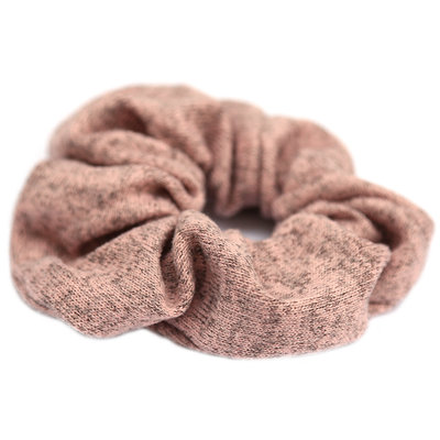 Chouchou knitted rose melee