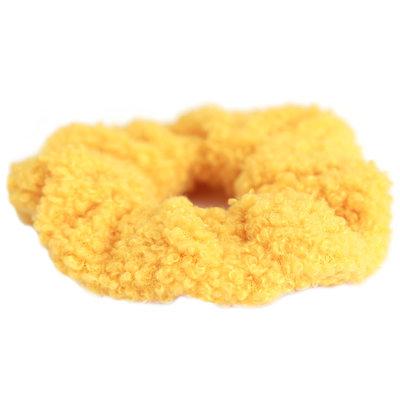 Chouchou teddy ocher