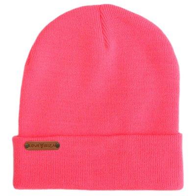 Bonnet hot pink