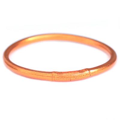 Bracelet buddhist good luck copper