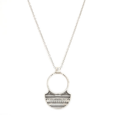 Collier tribe argent