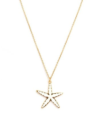 Collier starfish or