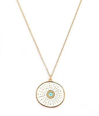 Collier sol or