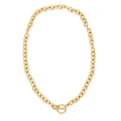 Collier chain trend or
