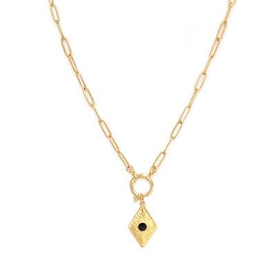 Collier baroque gold