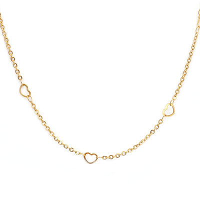 Collier little heart or