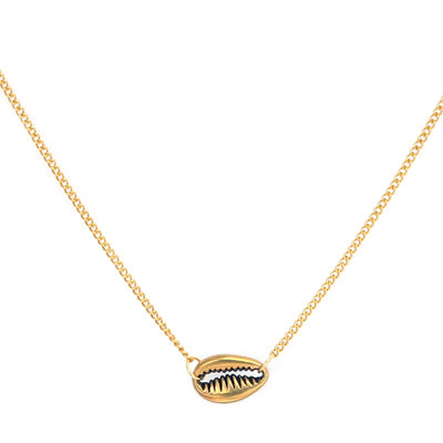Collier small shell or